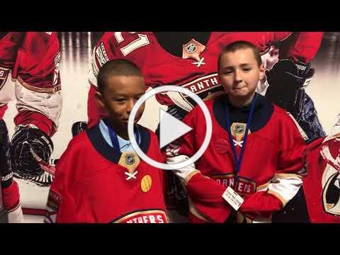 Florida Panthers JA BizTown