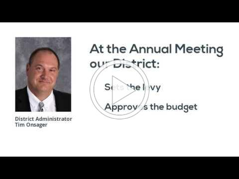 Stoughton Area School District Annual Meeting 2018