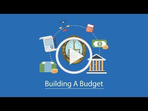 Building A Budget