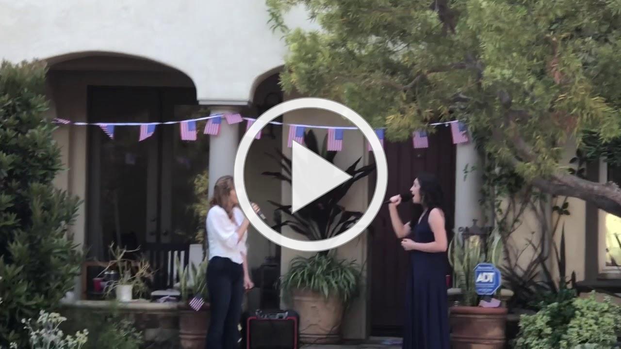 Jenna Lea Rosen Porch Concert