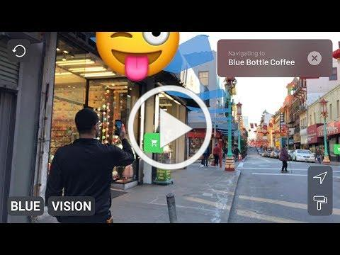 Blue Vision Labs - Introducing Collaborative Augmented Reality