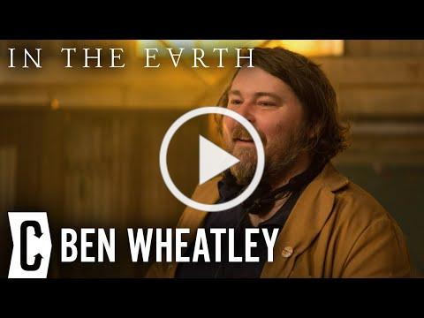 Ben Wheatley on In the Earth and Why He Wanted to Direct The Meg Sequel