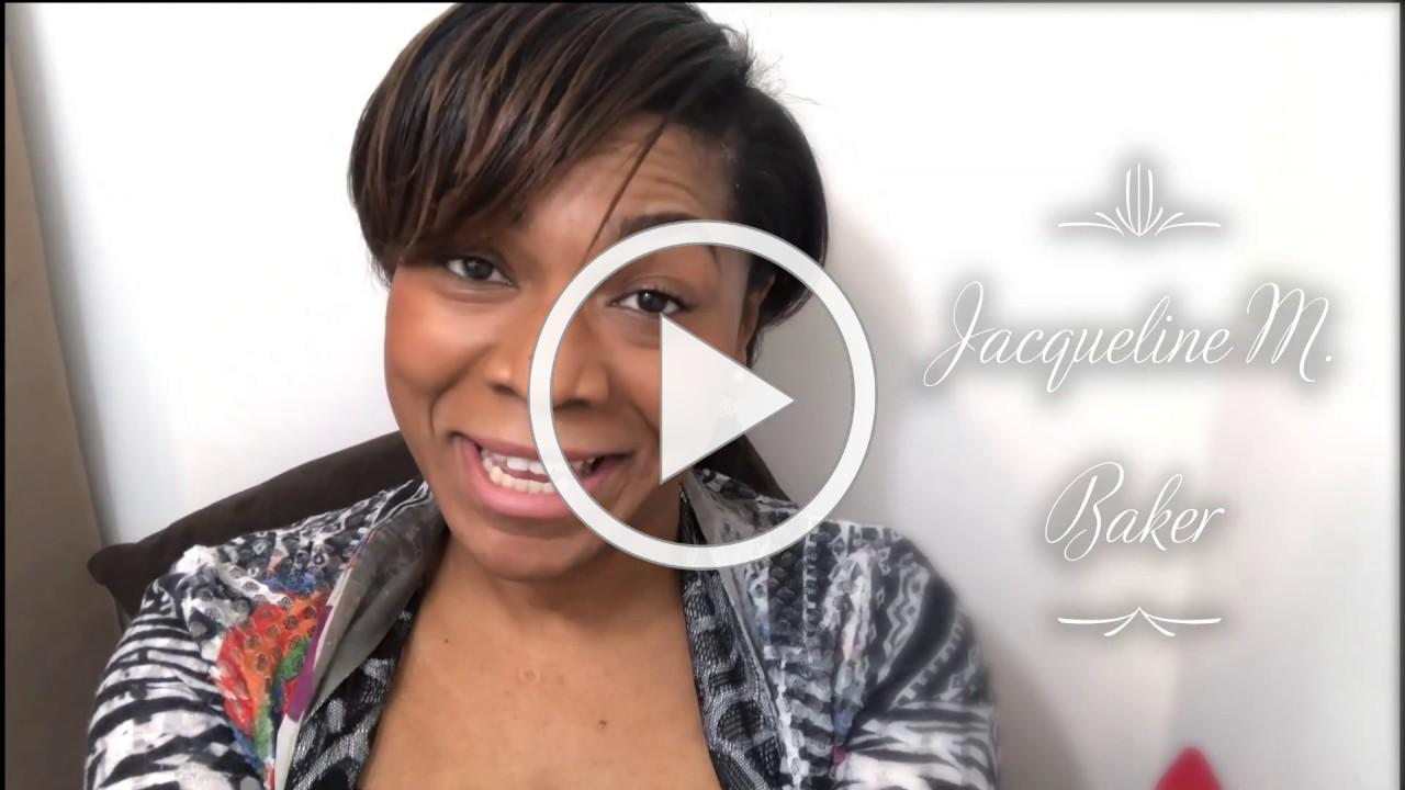 Stepping Outside Your Comfort Zone with Jacqueline Baker