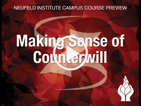 Making Sense of Counterwill Preview Video