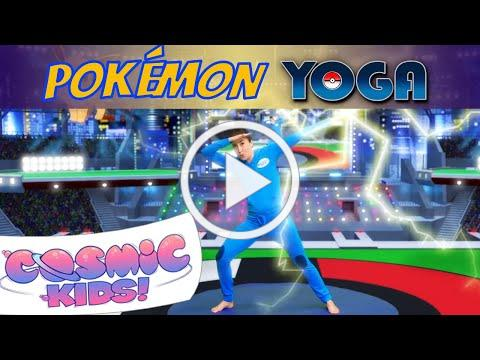 Pokemon | A Cosmic Kids Yoga Adventure
