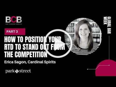 Cardinal Spirits' Erica Sagon on How to Position Your RTD to stand Out From the Competition