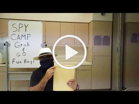 Grab & Go Spy Kits