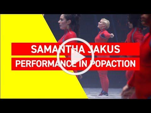 SAMANTHA JAKUS | Performance in PopAction