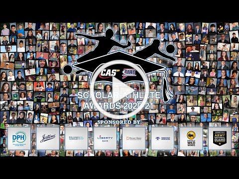2021 CIAC Scholar-Athlete Awards