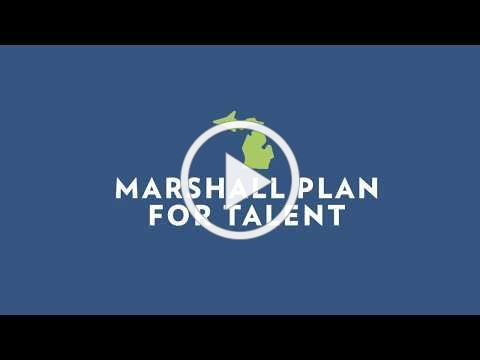 What is the Marshall Plan for Talent?