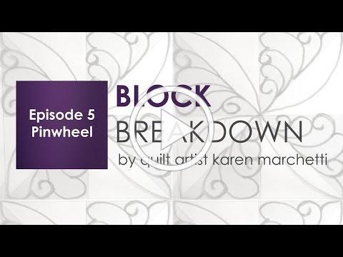 Block Breakdown Episode 5 - Pinwheel