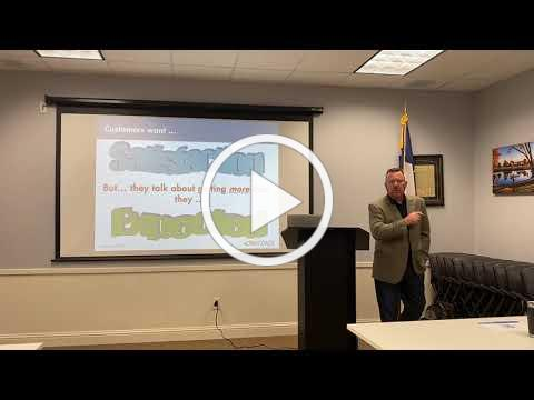Chamber KEYS - Choose Me Not My Competition featuring Brad Clark of ActionCOACH