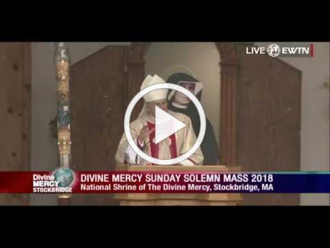 Divine Mercy Sunday 2018 Homily by Archbishop Joseph E. Kurtz