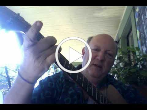 Guitar Lesson #1 with Albert Kaufman - Beginning Folk Guitar