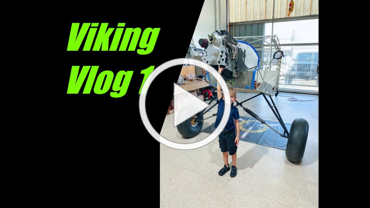 Viking Vlog Week One - Busy Busy.