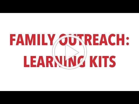 Eden Prairie Schools: ECFE Family Outreach: Learning Kits