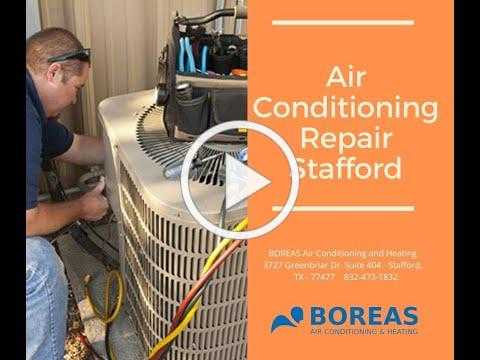 Air Conditioning Repair Stafford - BOREAS Air Conditioning and Heating