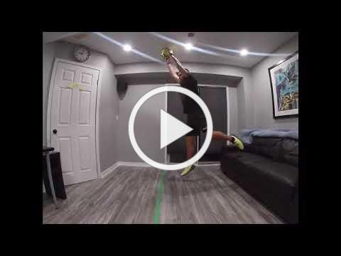 Camilo Benzi - Goalkeeping Training Video
