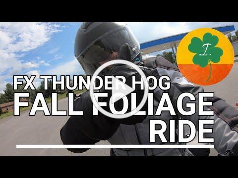 HOG 🐷 Fall Foliage Ride
