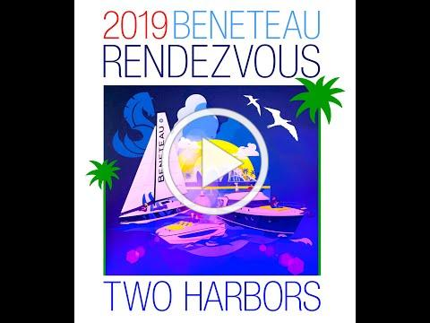Beneteau Rendezvous Video 2019 Two Harbors Southern California