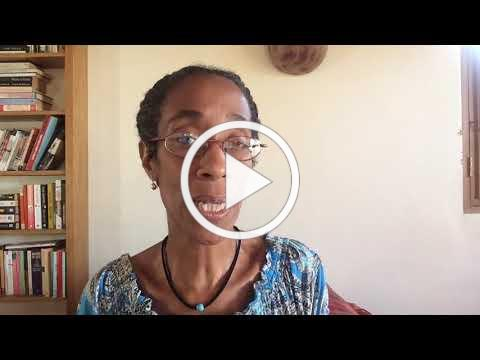 """Poet Celia Sorhaindo talks about her life in the Caribbean & reads her poem """"Ajai Alai"""""""
