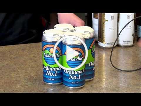Lakeville Liquors: Ordinance No. 1