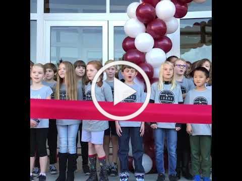 Adams Choir Helps Dedicate New Idaho State Museum