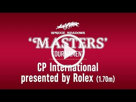 2017 Spruce Meadows 'Masters' Tournament - CP International presented by Rolex