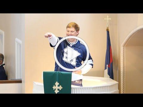 """Retaliation & the Dangers of Social Media"" - WATCH LIVE - Oct. 4 sanctuary service"