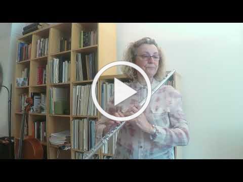 J.S. Bach: Sonata in A minor, BWV 1013
