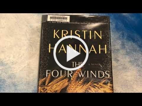 First Chapter Fridays, Four Winds by Kristin Hannah, narrated by Gregg