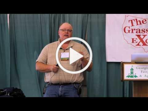 """GFE 2016 - Gabe Brown """"Cover Crops for Grazing"""""""