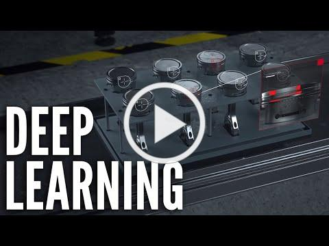 Deep Learning for Factory Automation with Cognex ViDi