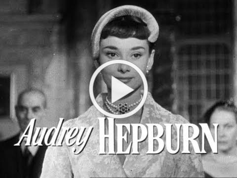 Roman Holiday Trailer 1953 - Official [HD]