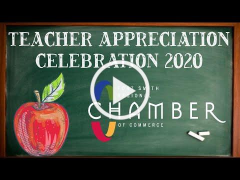 Teacher Appreciation Celebration 2020