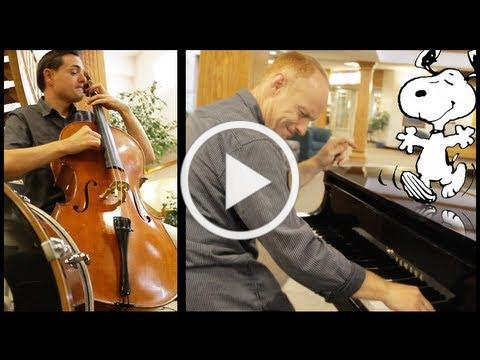Charlie Brown Medley - The Piano Guys