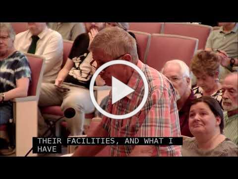 Pima County Board of Supervisors Special Meeting July 22, 2019 Part 1