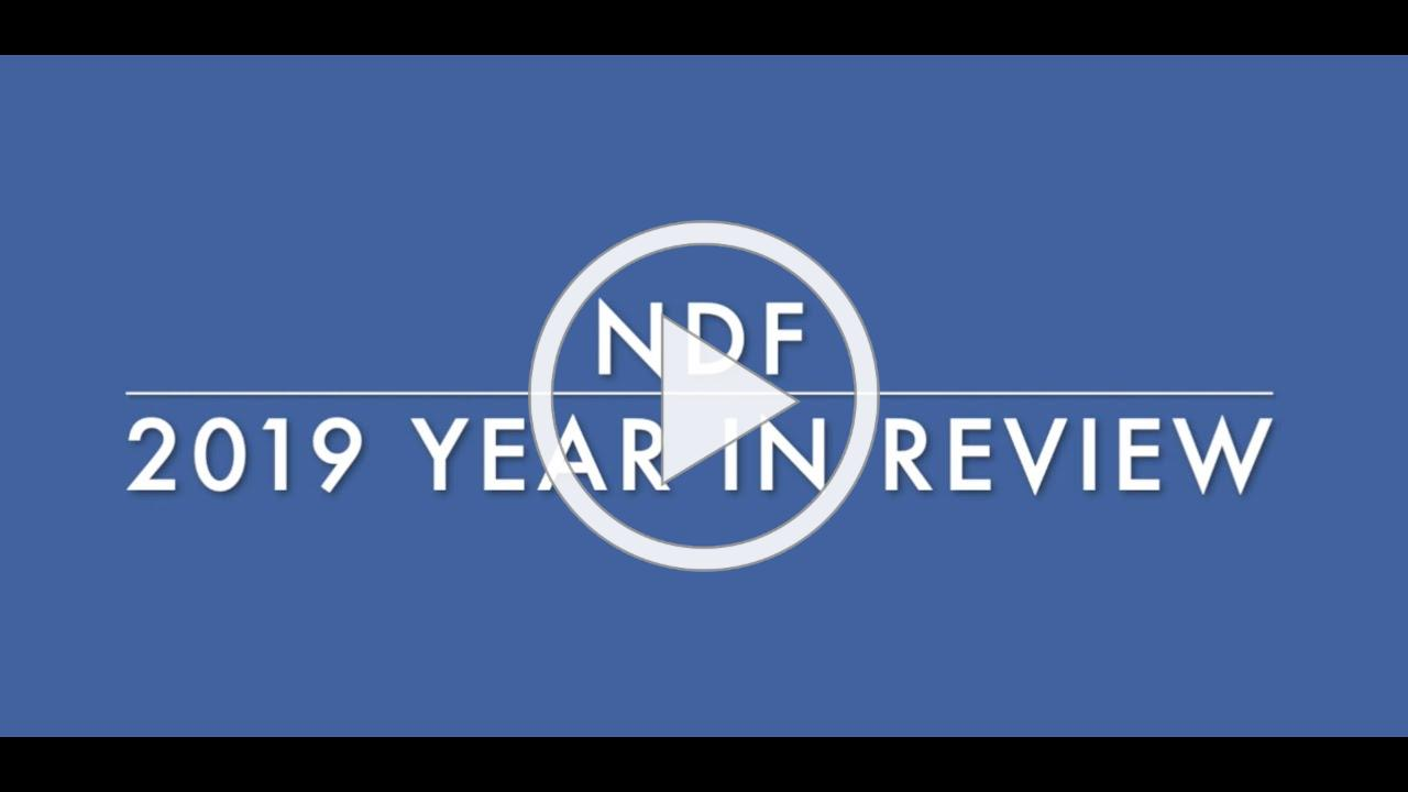 NDF 2019 Yr in Review