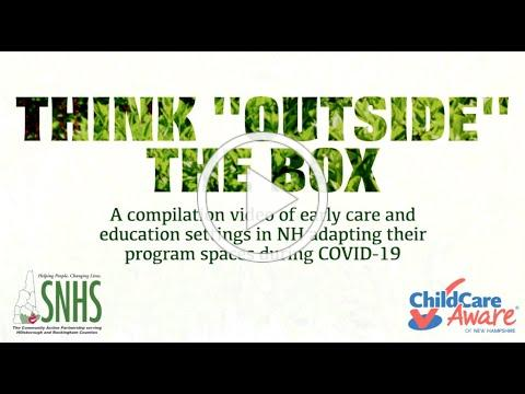 """Think """"Outside"""" the Box - a Video Compilation"""