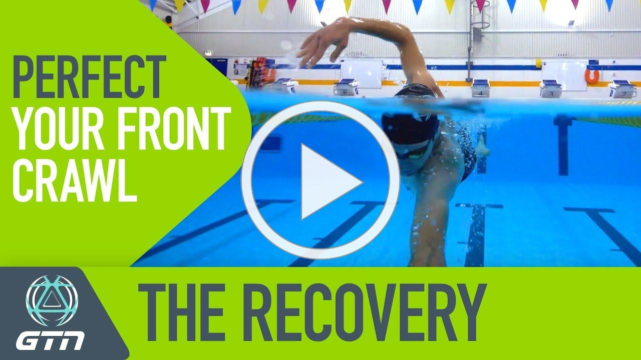 Recovery - How To Swim Front Crawl | Freestyle Swimming Technique