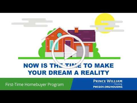Prince William County Housing First-Time Homebuyer Program