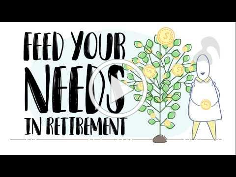 National Retirement Security Week | Your Whole Story - Retirement Garden Edition - Late Career