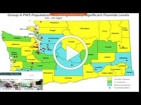 Spokane Virtual Fluoride Forum