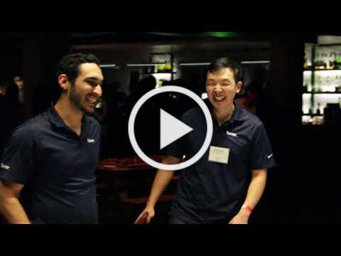 YOUNG CONSTRUCTION LEADERS (YCL) GET THEIR PONG ON AT SPiN TORONTO - 2018 EVENT HIGHLIGHT