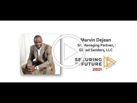 Marvin Dejean | Breakout Speaker | STF2021