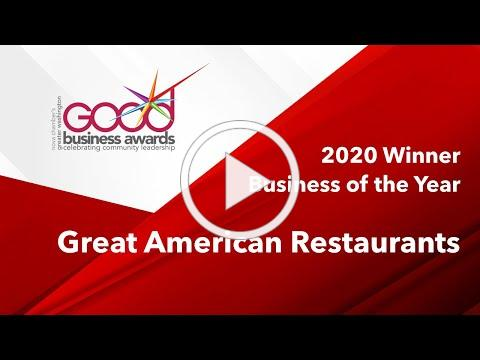 2020 Business of the Year - Great American Restaurants