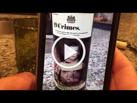19 Crimes Augmented Reality