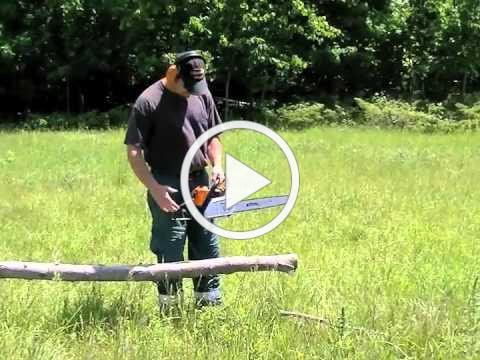 STIHL MS 170 Review