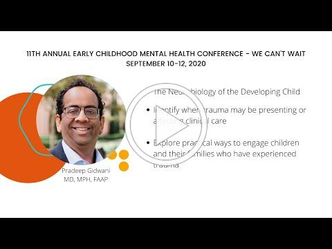 The Neurobiology of the Developing Child - Pradeep Gidwani, MD