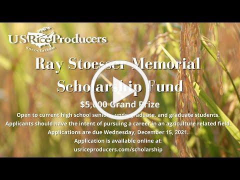 Ray Stoesser Memorial Scholarship